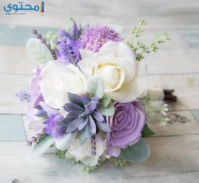 باقة ورد للعروس