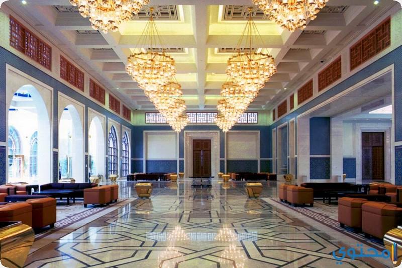 قاعة المناسبات في قصر بيان