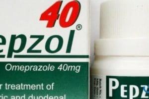 بيبزول Pepzol لعلاج الحموضة وقرحة المعدة