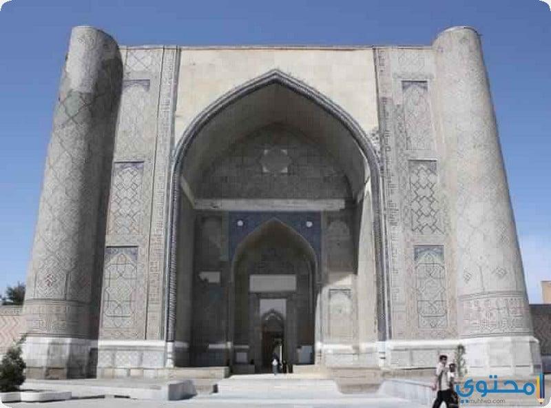 مسجد بيبي خانوم