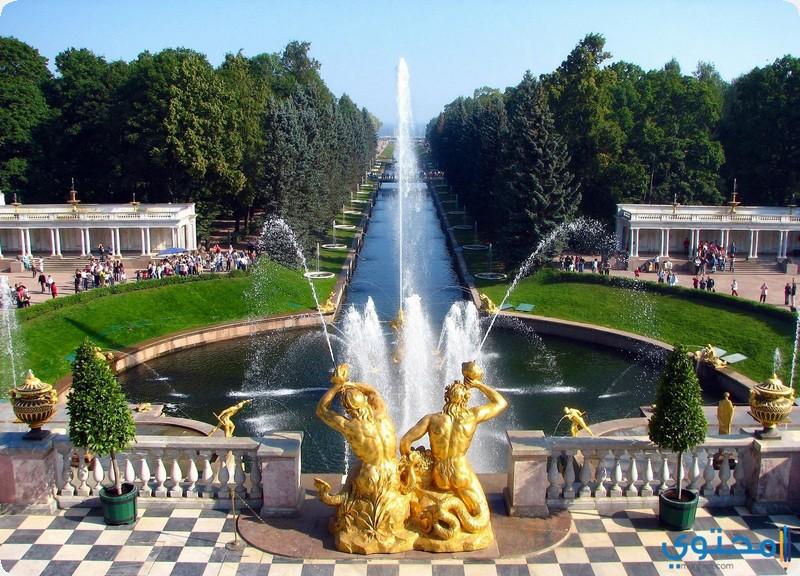 قصر بيترهوف
