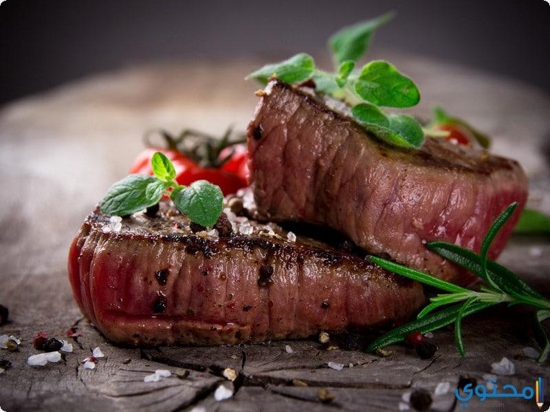 فوائد لحم النعام للصحة