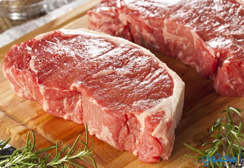 فوائد لحم النعام للرجيم