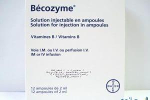 بيكوزيم Becozym حقن نقص فيتامين ب