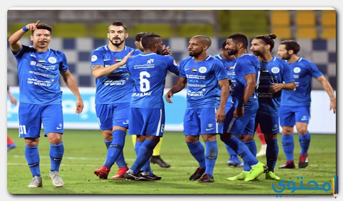 تأسيس نادي النصر الإماراتي