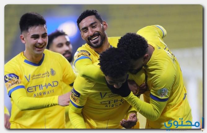 تأسيس نادي النصر السعودي