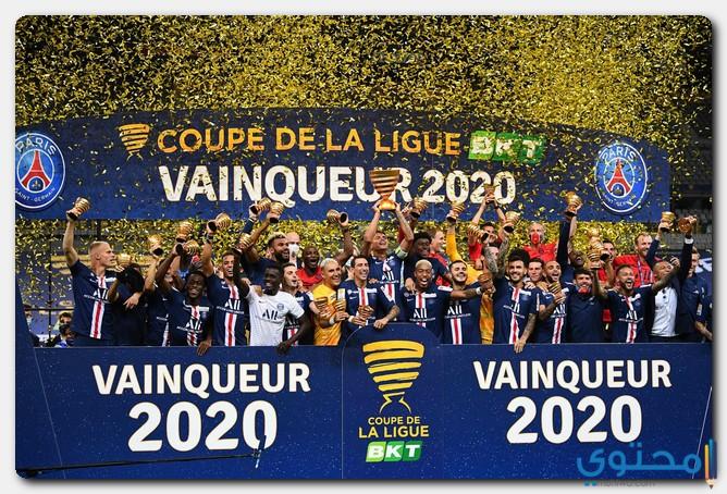تأسيس نادي باريس سان جيرمان
