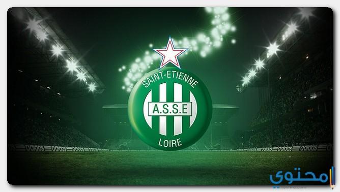 شعار نادي سانت إيتيان