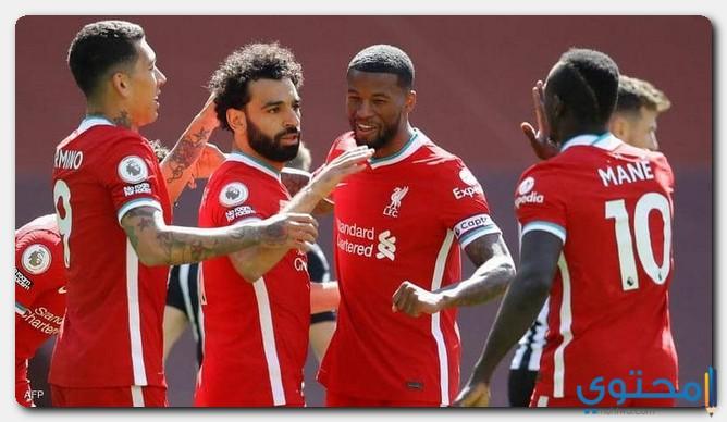 تأسيس نادي ليفربول