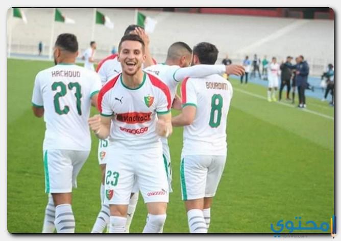 تأسيس نادي مولودية الجزائر