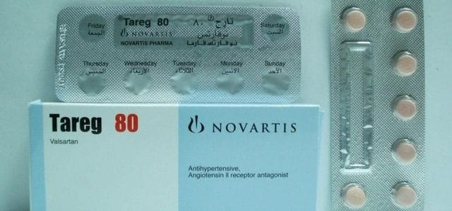 تارج Tareg لعلاج إرتفاع ضغط الدم