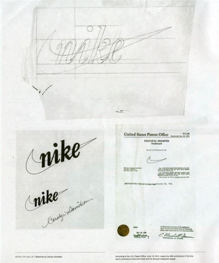 تاريخ شعار نايك