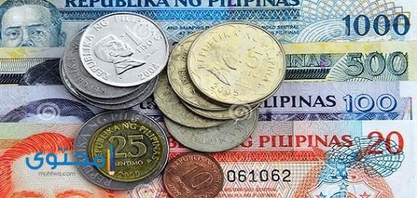 تاريخ عملة الفلبين