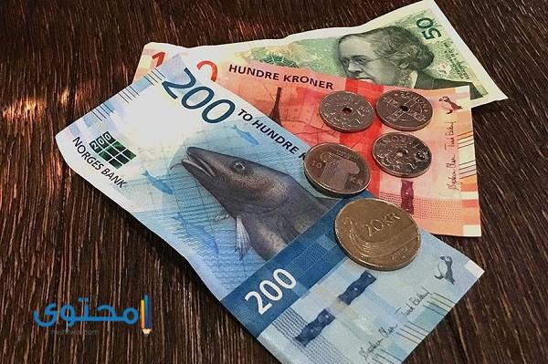 تاريخ عملة النرويج النقدية