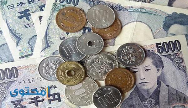 تاريخ عملة اليابان