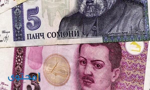 تاريخ عملة طاجيكستان