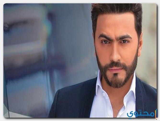 كلمات اغنية حلم سنين تامر حسني 2018