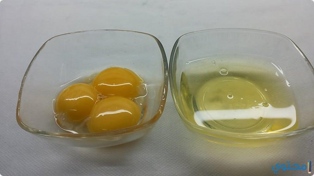 وصفة بياض البيض والليمون