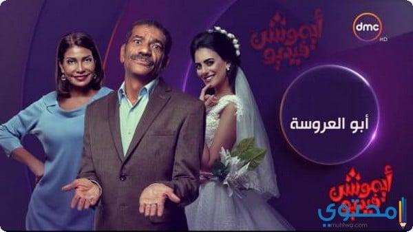 قصة وأبطال مسلسل أبو العروسة