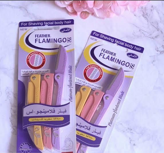 تجارب شفرات فلامنجو Flamingo