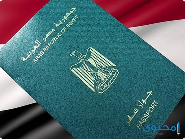 الأوراق المطلوبة لتجديد جواز السفر