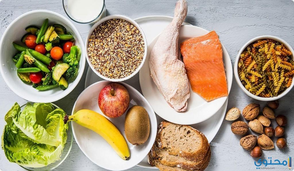 المصادر الغذائية التي تحتوي على البوتاسيوم والصوديوم