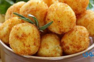 طريقة تحضير كفتة البطاطس منال العالم