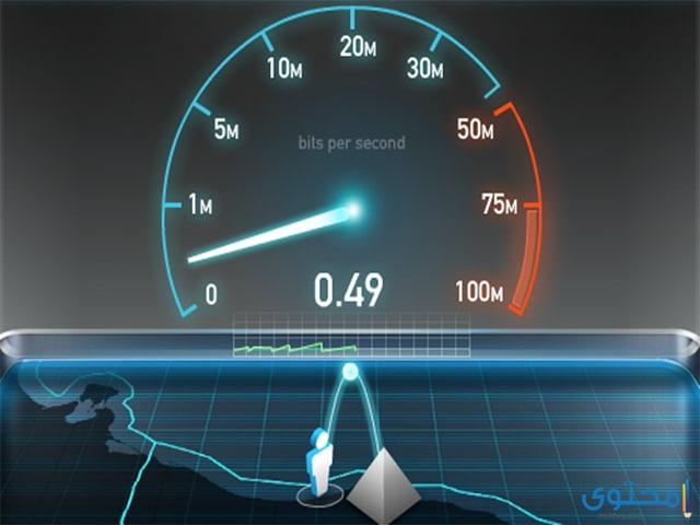 تحميل برنامج لقياس سرعة النت بدقة