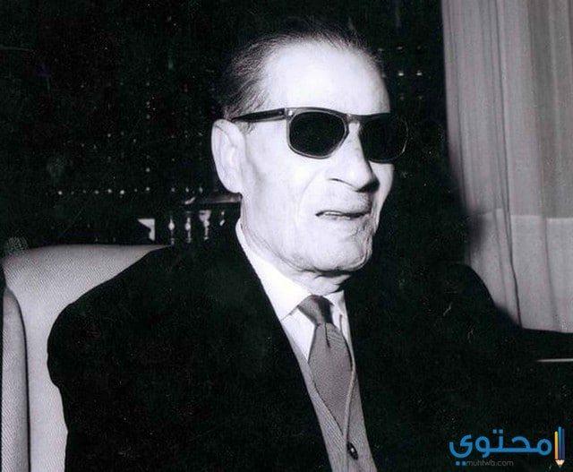 معلومات عن طه حسين