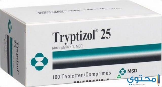 دواعى استعمال دواء تربتيزول