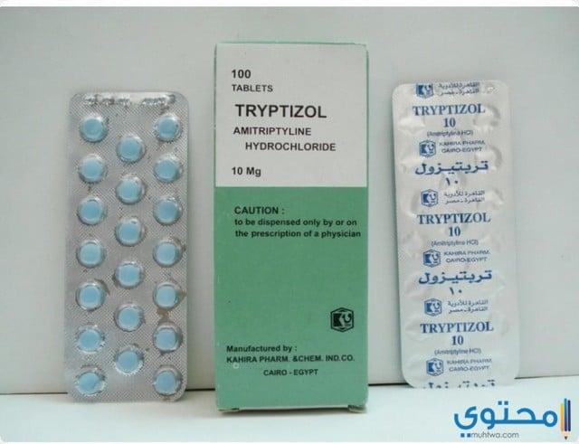 الأثار الجانبية لدواء تربتيزول