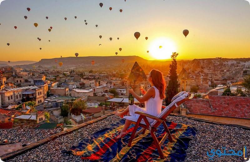 كبادوكيا في تركيا