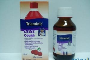 تريامينك Triaminic دواء للبرد والسعال