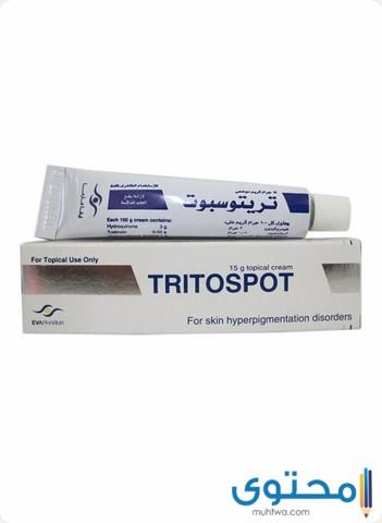 ما هي الأعراض الجانبية لدواء تريتوسبوت
