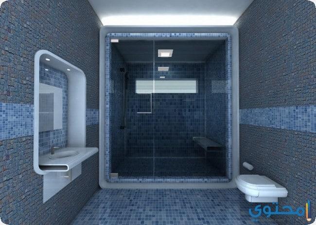 احدث جدران سيراميك للحمامات