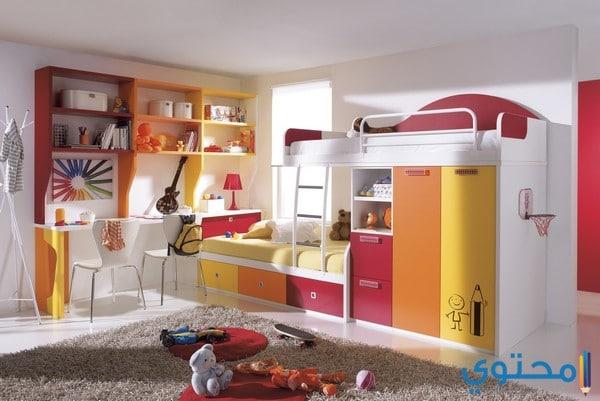 غرف نوم للبنات دورين