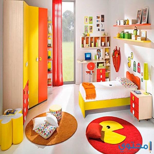 أشكال غرف أطفال للذكور