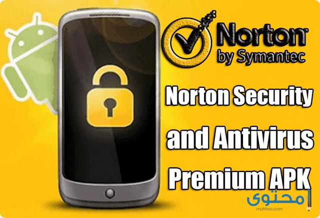 تطبيق Norton Security and Antivirus