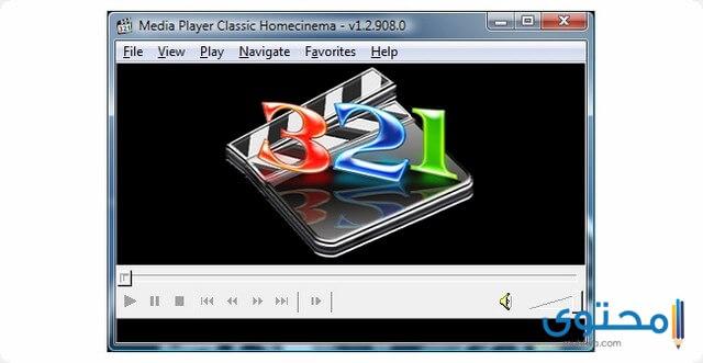 تطبيق Media Player Classic