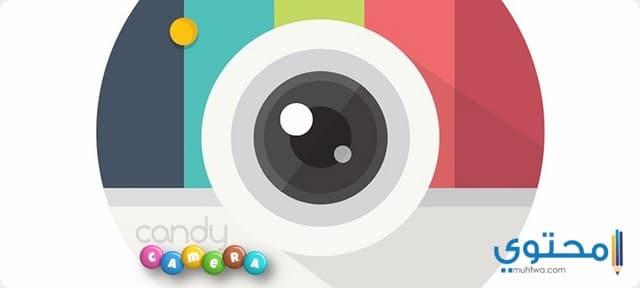 تطبيق كاندى كاميرا