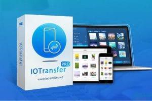 تحميل تطبيق مدير الملفات IOTransfer 3