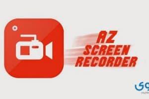 تحميل تطبيق AZ Screen Recorder للأندرويد