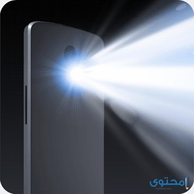 تطبيق Android Flashlight FREE