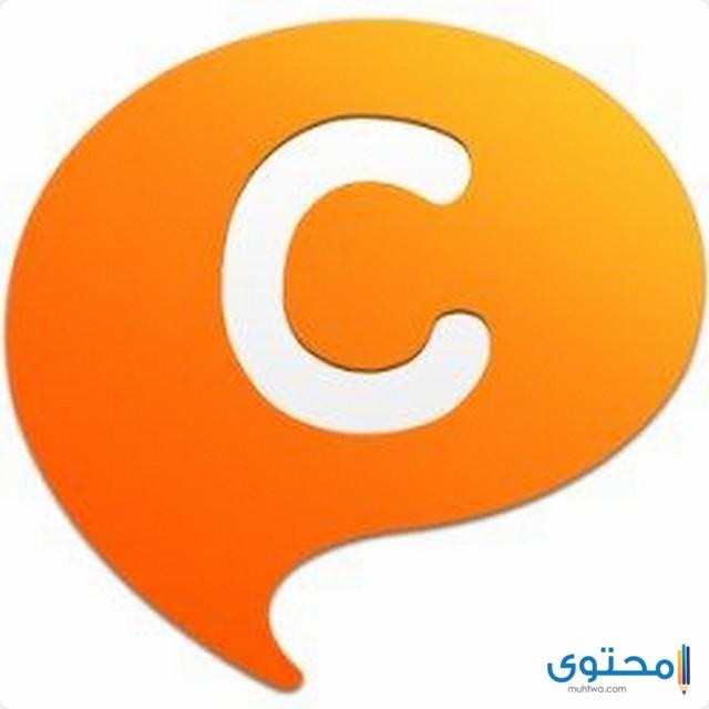 تطبيق ChatON