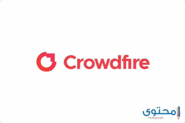 تطبيق Crowdfire