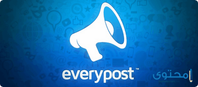 تطبيق Everypost