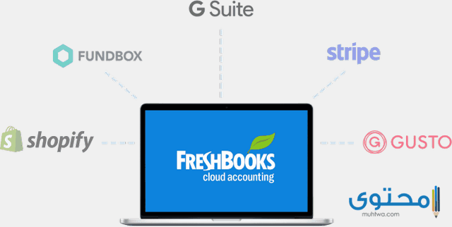 تطبيق FreshBooks Cloud Accounting
