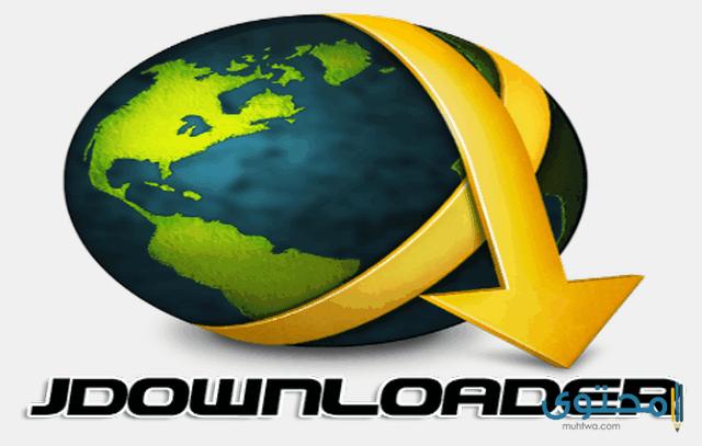 تطبيق Jdownloader