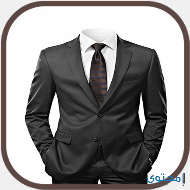تطبيق Man Fashion Suit Photo Montage