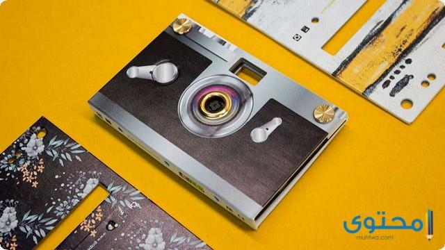 تطبيق Paper Camera